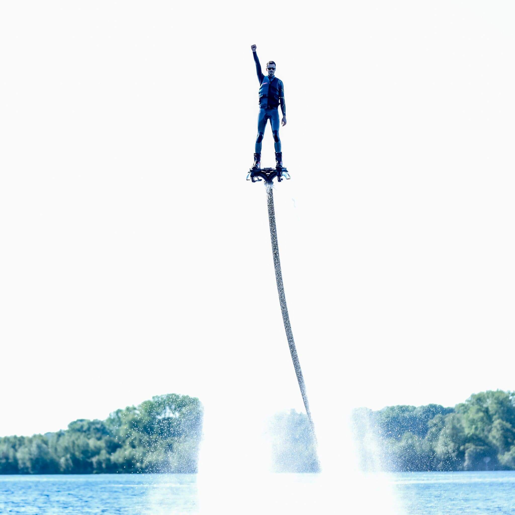 Flyboard shows