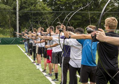 Archery Tag groep
