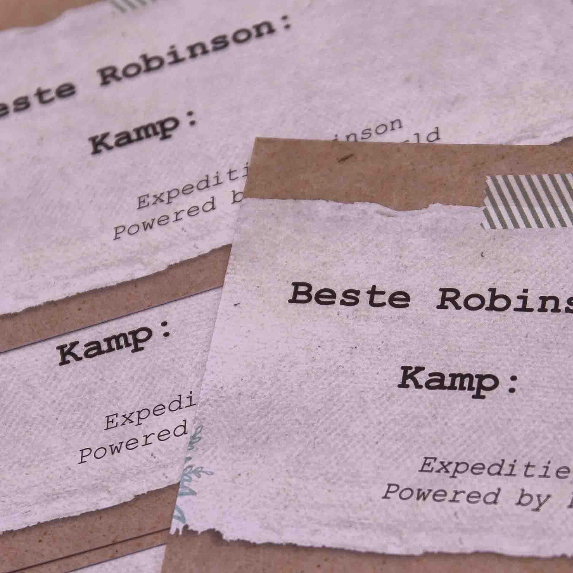 Expeditie Robinson op locatie